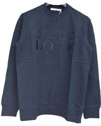 Givenchy Jersey en algodón negro