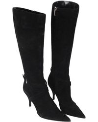 Sergio Rossi - Pre-owned Boots - Lyst