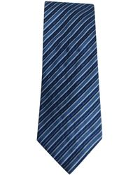 Lanvin - Pre-owned Silk Tie - Lyst