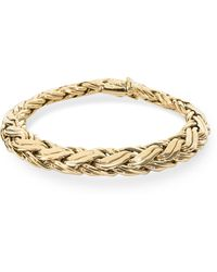 Tiffany & Co. - Other Yellow Gold Bracelets - Lyst