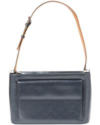 Louis Vuitton - Pre-owned Leather Hand Bag - Lyst