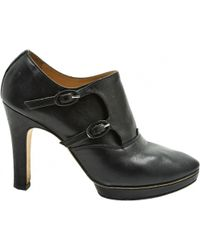 Repetto - Leather Ankle Boots - Lyst