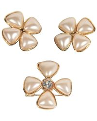 Chanel - Jewellery Set - Lyst