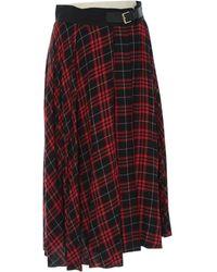 Céline | Ecru Cotton Shorts | Lyst