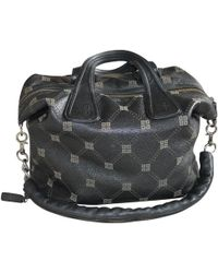 Givenchy - Nightingale Black Leather Handbag - Lyst