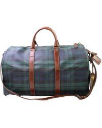 Polo Ralph Lauren - Leather Travel Bag - Lyst