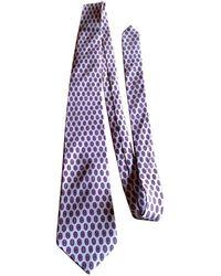 Lanvin - Pre-owned Tie - Lyst