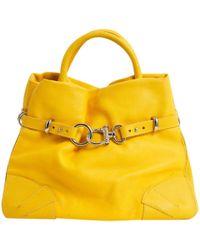Sonia Rykiel - Pre-owned Martha Leather Handbag - Lyst