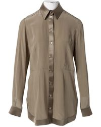 Givenchy - Pre-owned Silk Shirt - Lyst