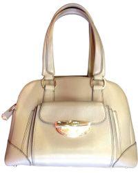 Lancel - Adjani Leather Handbag - Lyst