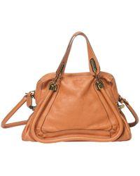 Chloé - Pre-owned Paraty Leather Handbag - Lyst