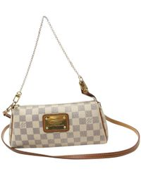 45a743a04b4f Louis Vuitton Green Leather Handbag in Green - Lyst