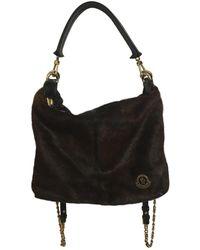 Moncler - Pony-style Calfskin Handbag - Lyst