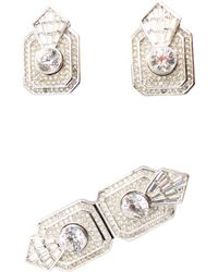 Dior - Pre-owned Jewellery Set - Lyst