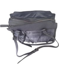 Burberry - Pre-owned Cloth Handbag - Lyst