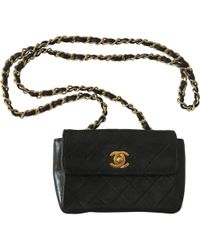 Chanel - Leather Crossbody Bag - Lyst