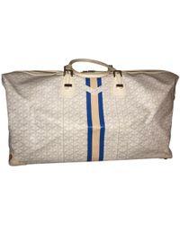 Goyard - Boeing Cloth Travel Bag - Lyst
