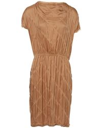 Lanvin - Pre-owned Other Silk Dresses - Lyst