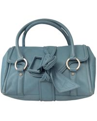 Givenchy - 100% Authentic Blue Le... - Lyst
