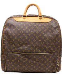 Louis Vuitton - Pre-owned Cloth 48h Bag - Lyst
