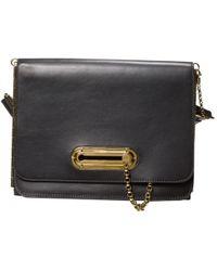 Jean Paul Gaultier - Black Leather Handbag - Lyst