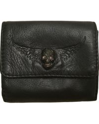 Zadig & Voltaire - Leather Wallet - Lyst