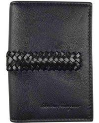 Ferragamo - Leather Small Bag - Lyst