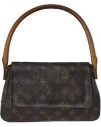 Louis Vuitton - Pre-owned Looping Cloth Handbag - Lyst