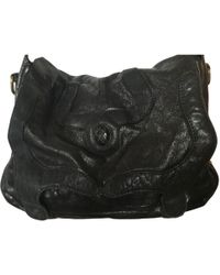 Jérôme Dreyfuss - Pre-owned Leather Hand Bag - Lyst