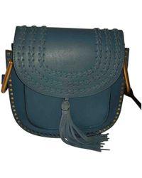 Chloé - Hudson Leather Handbag - Lyst