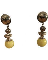 Dior - Pearls Earrings - Lyst