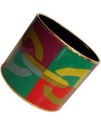 Hermès - Multicolour Metal Bracelet - Lyst