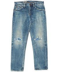 Ralph Lauren Collection Blue Cotton