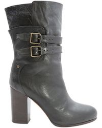 Vanessa Bruno - Pre-owned Leather Riding Boots - Lyst