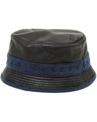 Hermès - Leather Hat - Lyst