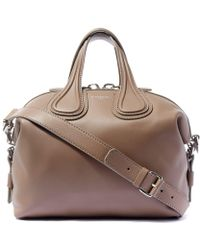 Givenchy - Nightingale Leather Tote - Lyst