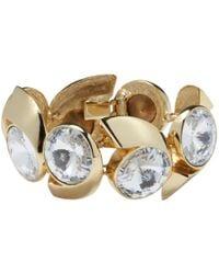 Lanvin Gold Metal