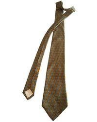 Hermès - Pre-owned Cravatta Hermés. - Lyst