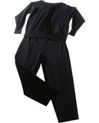 Sonia Rykiel - Pre-owned Multicolour Wool Jumpsuits - Lyst