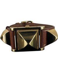 Hermès | Pre-owned Médor Watch | Lyst