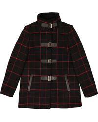 Claudie Pierlot - Pre-owned Wool Dufflecoat - Lyst