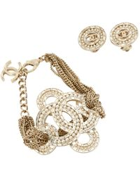 Chanel - Jewellery Set - Lyst