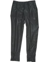 Chanel - Pre-owned Wool Trousers - Lyst