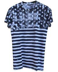 Balmain - Pre-owned White Cotton T-shirt - Lyst