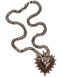 Givenchy - Other Metal Necklace - Lyst
