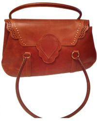 Christian Louboutin   Pre-owned Leather Handbag   Lyst