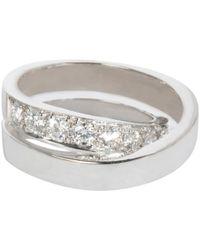 Cartier - Paris Nouvelle Vague White Gold Ring - Lyst