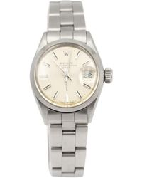 Rolex - Lady Oyster Perpetual 26mm Uhren - Lyst