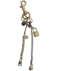 Louis Vuitton - Pre-owned Other Metal Bag Charms - Lyst
