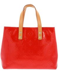 Louis Vuitton - Houston Patent Leather Handbag - Lyst